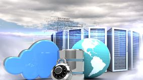 Βίντεο εικονιδίων ασφάλειας Διαδικτύου φιλμ μικρού μήκους