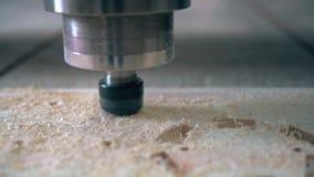 Βίντεο εξοπλισμού άλεσης εργασίας ξύλινο φιλμ μικρού μήκους