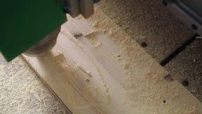 Βίντεο εργαλείων άλεσης εργασίας ξύλινο απόθεμα βίντεο