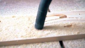 Βίντεο ηλεκτρικών σκουπών εργασίας βιομηχανικό φιλμ μικρού μήκους