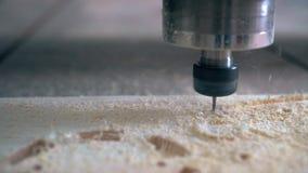 Βίντεο μηχανών άλεσης εργασίας ξύλινο φιλμ μικρού μήκους