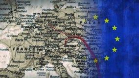 Βίντεο παγκόσμιων χαρτών φιλμ μικρού μήκους