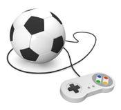 βίντεο παιχνιδιών Στοκ Εικόνες