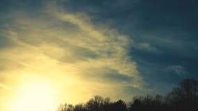 Βίντεο σύννεφων timelapse
