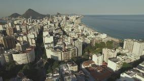 Βίντεο του κτηρίου της μεγάλης πόλης φιλμ μικρού μήκους