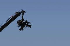 βίντεο φωτογραφικών μηχανών βραχιόνων Στοκ Φωτογραφίες