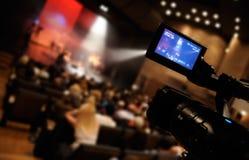 βίντεο φωτογραφικών μηχανώ Στοκ Εικόνες