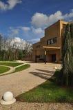 Βίλα Cavrois, νεωτεριστική αρχιτεκτονική, Ρούμπεξ, Γαλλία στοκ εικόνα