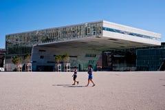 Βίλα Mediterranee Στοκ εικόνες με δικαίωμα ελεύθερης χρήσης