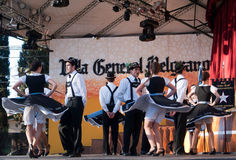 Βίλα Oktoberfest 2013 στρατηγός Belgrano Στοκ φωτογραφίες με δικαίωμα ελεύθερης χρήσης