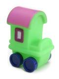 βαγόνι εμπορευμάτων παιχνιδιών μεταφορών στοκ εικόνες