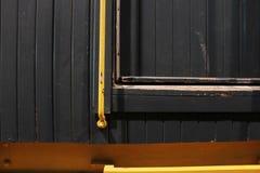 Βαγόνι εμπορευμάτων πορτών Στοκ Φωτογραφίες