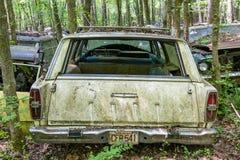 Βαγόνι εμπορευμάτων του Αρκάνσας Ford Στοκ φωτογραφίες με δικαίωμα ελεύθερης χρήσης