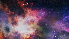 βαθιά διαστημική σπείρα γ&alph Στοιχεία αυτής της εικόνας που εφοδιάζεται από τη NASA Στοκ Εικόνες