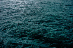 Βαθιά είναι ο ωκεανός Στοκ Εικόνα