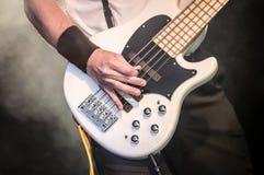 Βαθιά κιθάρα Στοκ φωτογραφίες με δικαίωμα ελεύθερης χρήσης