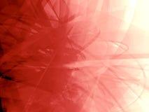 βαθιά - κόκκινη σύγχυση ελεύθερη απεικόνιση δικαιώματος