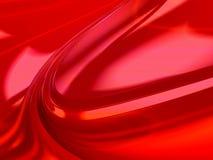 Βαθιά - κόκκινο λαμπρό fractal στοκ φωτογραφία με δικαίωμα ελεύθερης χρήσης