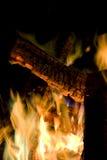 βαθιά πυρκαγιά Στοκ εικόνες με δικαίωμα ελεύθερης χρήσης