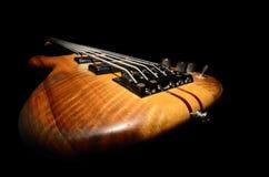 βαθιά στενή κιθάρα επάνω Στοκ Εικόνες
