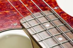 βαθιά στενή κιθάρα επάνω Στοκ εικόνες με δικαίωμα ελεύθερης χρήσης