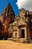 Βαθμίδα Phanom, Khmer αρχαίος ναός Στοκ Εικόνα