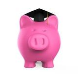 βαθμολόγηση τραπεζών ΚΑΠ piggy Στοκ εικόνα με δικαίωμα ελεύθερης χρήσης