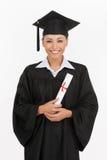 Βαθμός κολλεγίου. στοκ εικόνες
