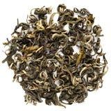 Βαθμός μακρύ πράσινο τσάι Ji Te Lianghe Hui Στοκ Εικόνες