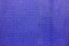 Βαθύς μπλε κεραμωμένος μωσαϊκό τοίχος Στοκ εικόνα με δικαίωμα ελεύθερης χρήσης
