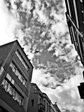 βαθύς ουρανός Στοκ φωτογραφίες με δικαίωμα ελεύθερης χρήσης