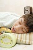 βαθύς ύπνος Στοκ Εικόνες