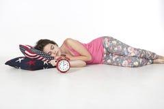 Βαθύς ύπνος Στοκ εικόνα με δικαίωμα ελεύθερης χρήσης