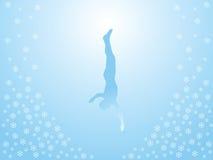 βαθύ χιόνι Στοκ φωτογραφία με δικαίωμα ελεύθερης χρήσης