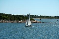 βακαλάος βαρκών ΚΑΠ Στοκ εικόνες με δικαίωμα ελεύθερης χρήσης
