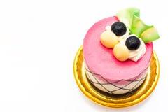 Βακκίνιο cupcake Στοκ φωτογραφίες με δικαίωμα ελεύθερης χρήσης