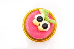 Βακκίνιο cupcake Στοκ Εικόνες