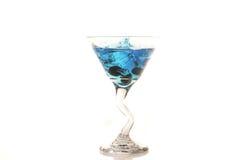 βακκίνιο martini Στοκ εικόνες με δικαίωμα ελεύθερης χρήσης