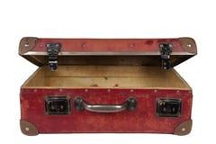 βαλίτσα δέρματος Στοκ εικόνα με δικαίωμα ελεύθερης χρήσης