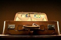 βαλίτσα Στοκ Εικόνες