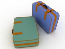 βαλίτσες ελεύθερη απεικόνιση δικαιώματος