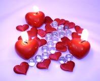 βαλεντίνοι αγάπης Στοκ εικόνα με δικαίωμα ελεύθερης χρήσης