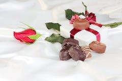βαλεντίνοι δώρων Στοκ εικόνα με δικαίωμα ελεύθερης χρήσης