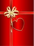 βαλεντίνοι δώρων διανυσματική απεικόνιση