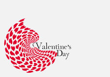 βαλεντίνοι καρδιών ημέρας Στοκ Εικόνες
