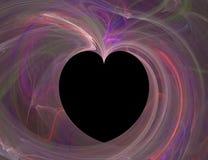 βαλεντίνοι καρδιών Στοκ Εικόνες
