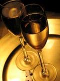 βαλεντίνοι ποτών Στοκ Εικόνα