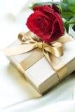 βαλεντίνος δώρων στοκ εικόνες