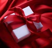 βαλεντίνος δώρων Στοκ εικόνες με δικαίωμα ελεύθερης χρήσης