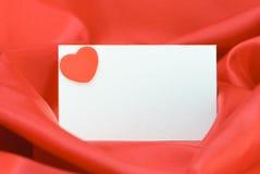 βαλεντίνος ημέρας s καρτών Στοκ φωτογραφία με δικαίωμα ελεύθερης χρήσης